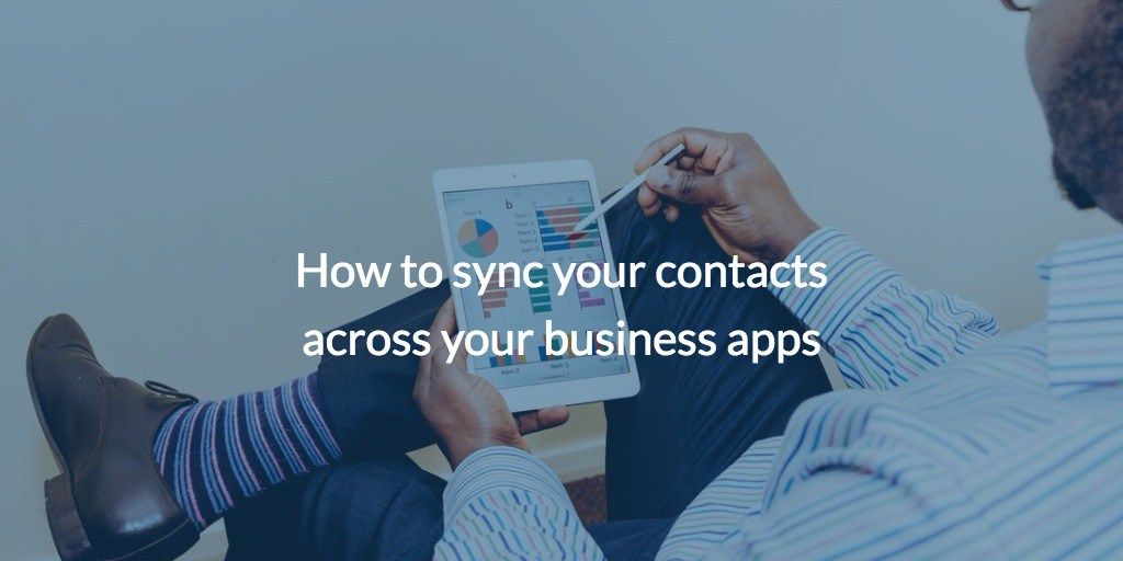 How to Sync Your Contacts