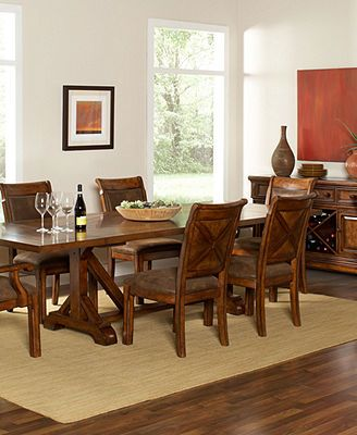 Mandara Dining Room Furniture Collection Furniture Macy S Dining Room Furniture Collections Dining Furniture Dining Room Furniture