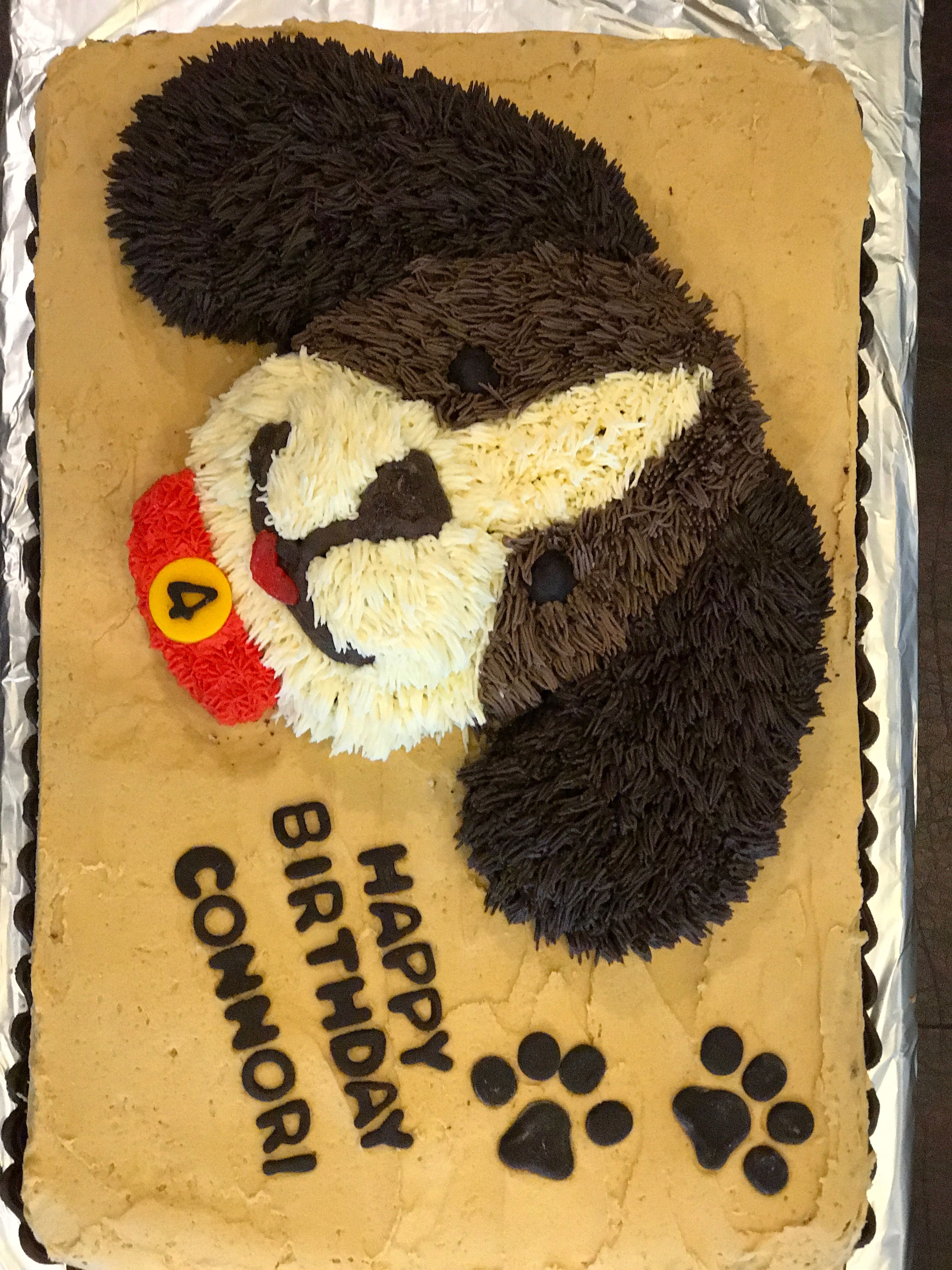 Birthday cake for a grandson animal cakes tween parties