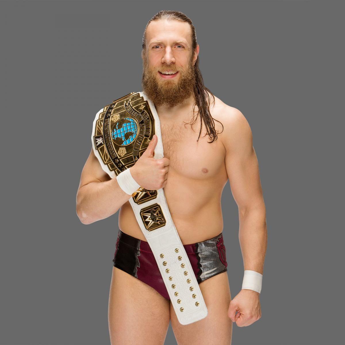 Die Geschichte Der Intercontinental Champions Fotos Daniel Bryan Wwe Champion