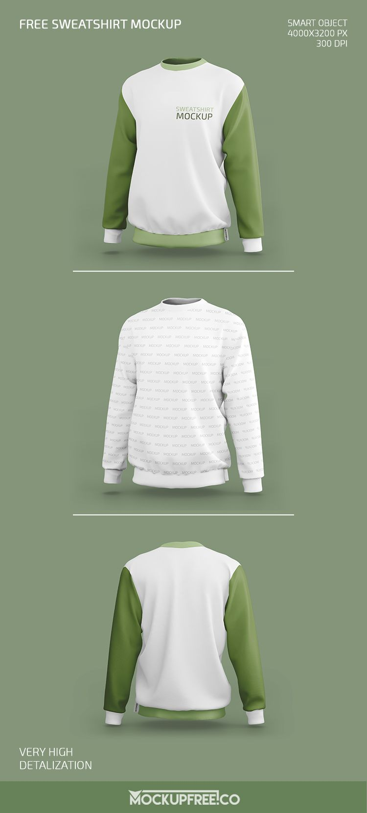 Free Sweatshirt Mockup In Psd Mockupfree Co Clothing Mockup Clothes Mockup Free Branding Mockups Free
