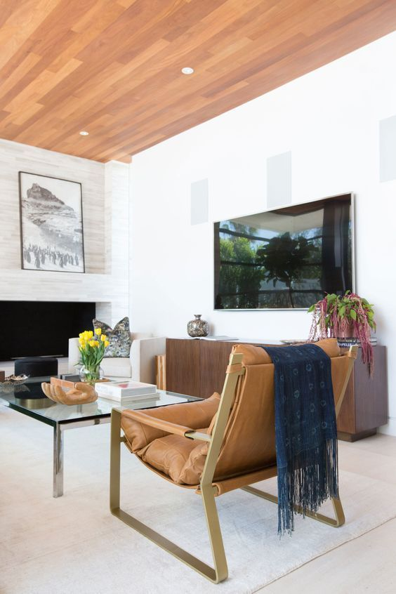 26 Sunken Living Room That Will Make Your Home Look ...
