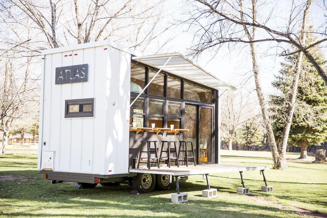 Ouverte Un Food Truck Non Une Petite Maison Tout Confort En Plein