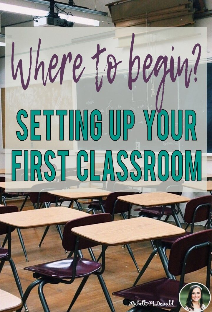 Tips and strategies to help new teachers beat overwhelm during the back to school classroom set up. Get your classroom ready for the new year with less stress.  backtoschool  firstyearteacher  classroomsetup  classroomdecor  classroomideas