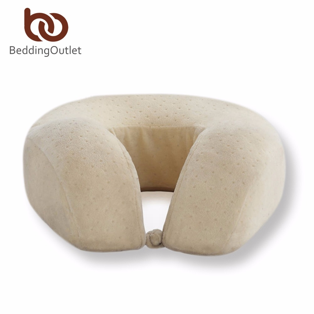 pillow inflatable chin nap head by design products power travel airplane neck donkey air office
