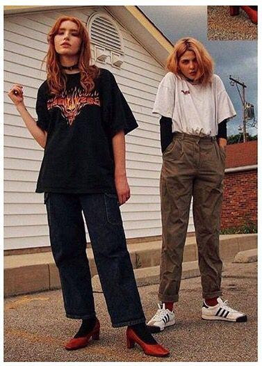 Soft Grunge Summer Outfits