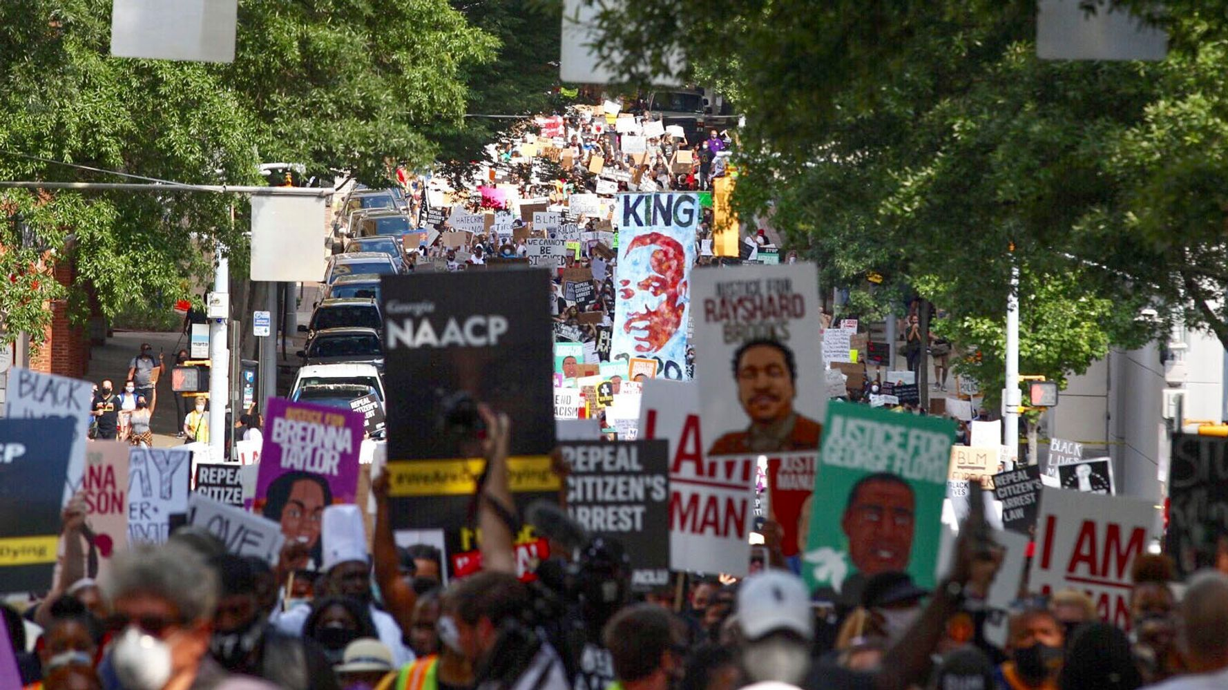 Should You Really Put Protesting On Your Resume Man Kill Atlanta Police Killed By Police