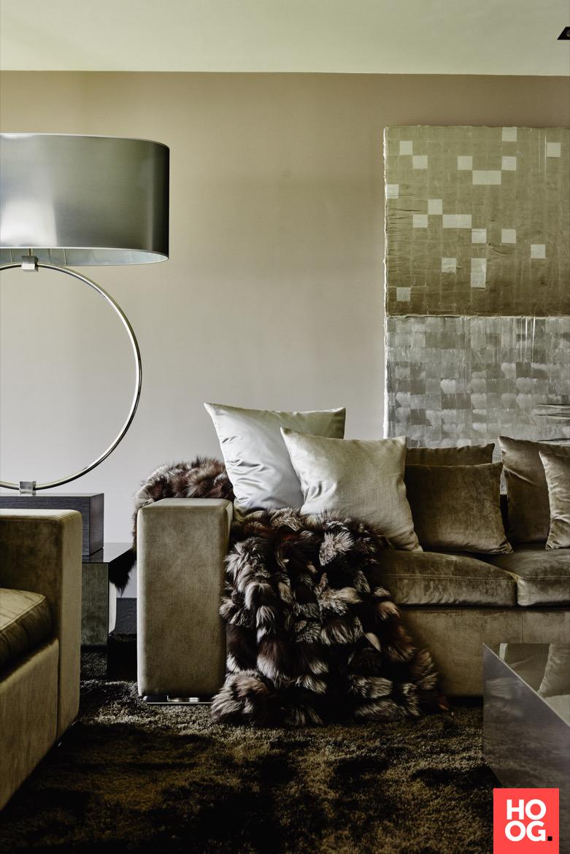 luxe interieurs met design meubels met luxe lampen woonkamer ideeen living room decor ideas