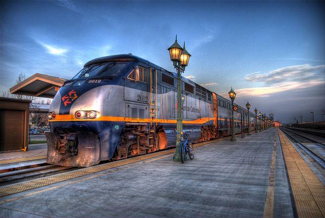 Amtrak Train | Amtrak Stations & Monuments | Train