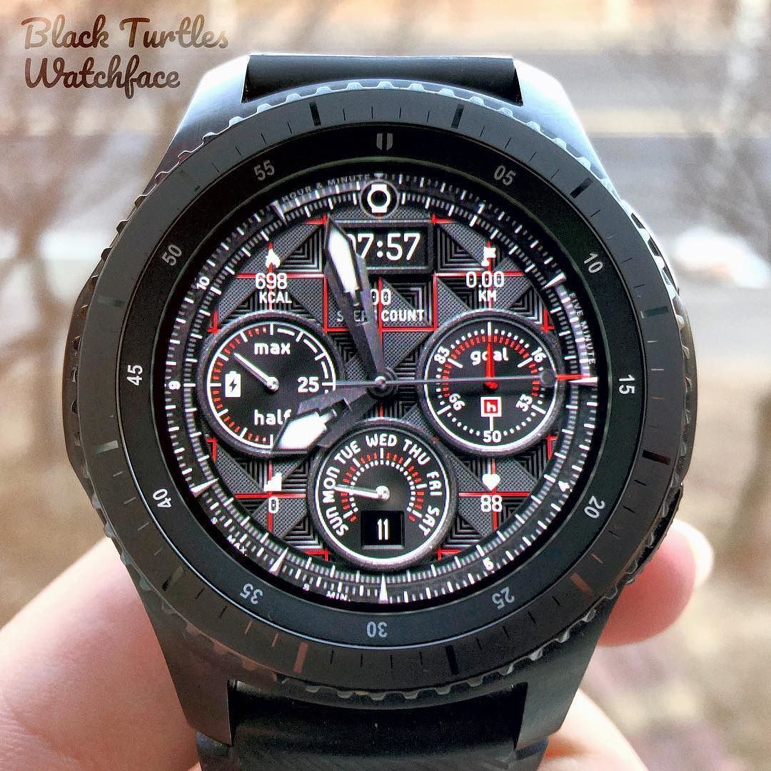 It is a hard heavy-weight watch face like stone. We recommend this watch face with impressive animations and smooth color changes. Search for ...