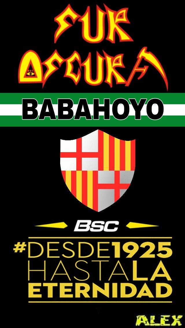 Sur Oscura Babahoyo | Barcelona Sporting Club (Sur Oscura