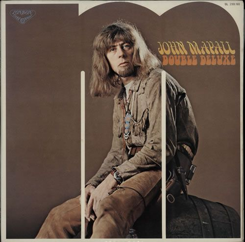 JOHN MAYALL - Double Deluxe (2LP)