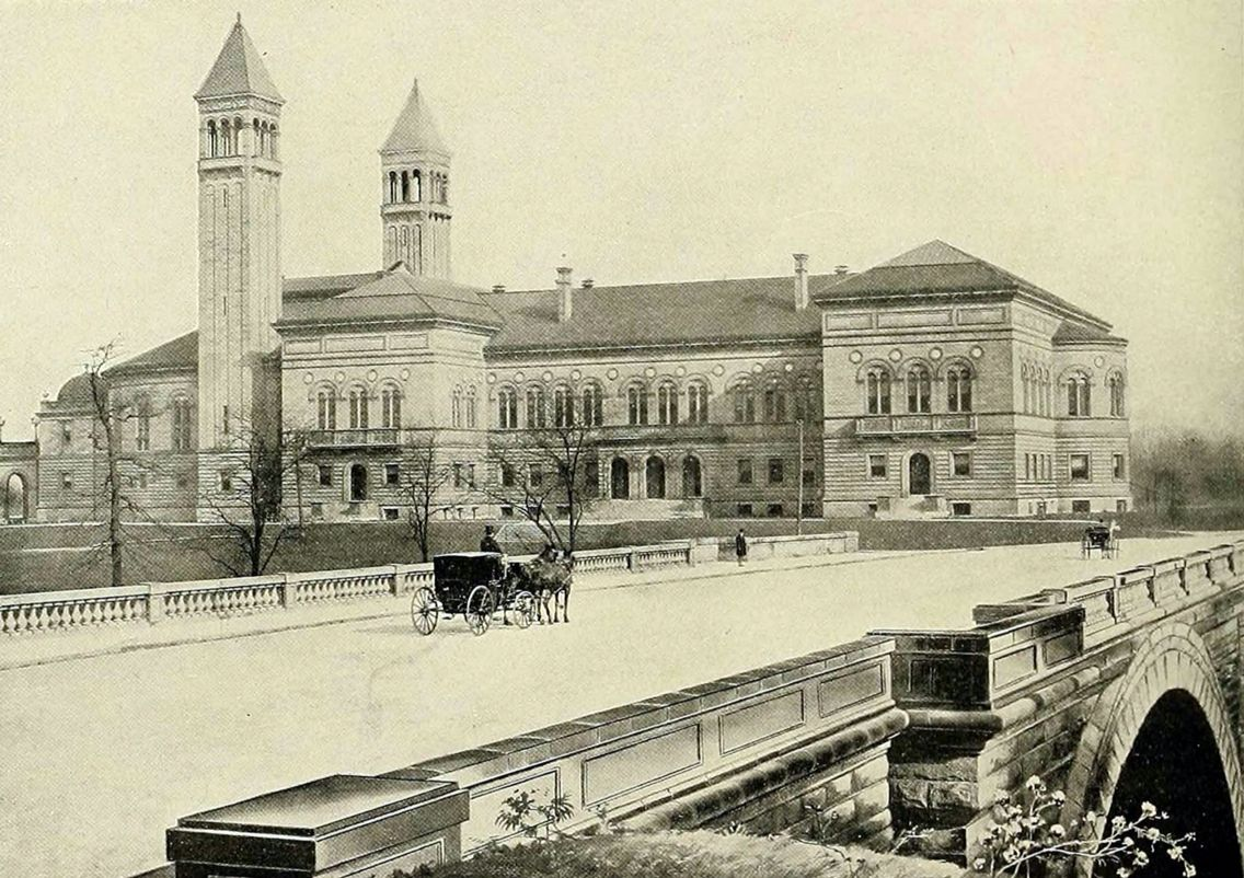 Carnegie Museum and Library, 1903