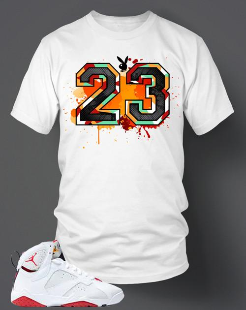 innovative design 846ef 0104a 23 Bunny T-shirt To match Hare Air Retro Jordan Highest quality DTG  priniting Order Yours Today. We want you to create your own Today try our  Designer.