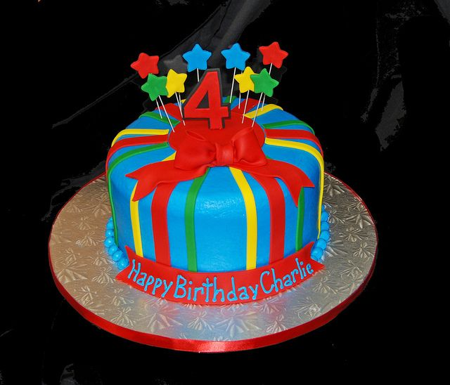 red blue yellow cake - Google Search