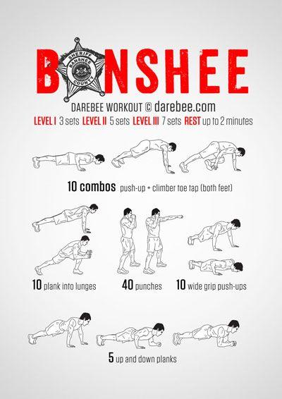 Banshee Workout