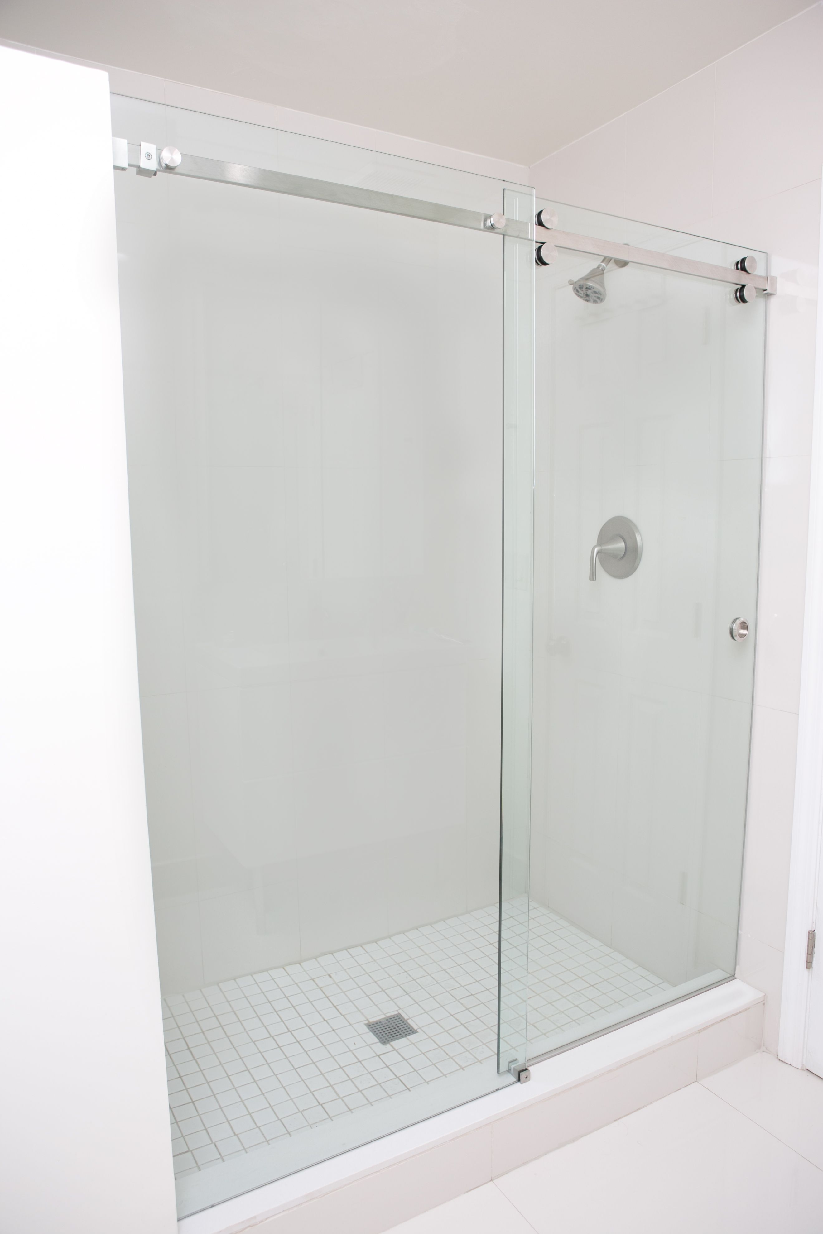Sebastian Slider By The Original Frameless Shower Doors