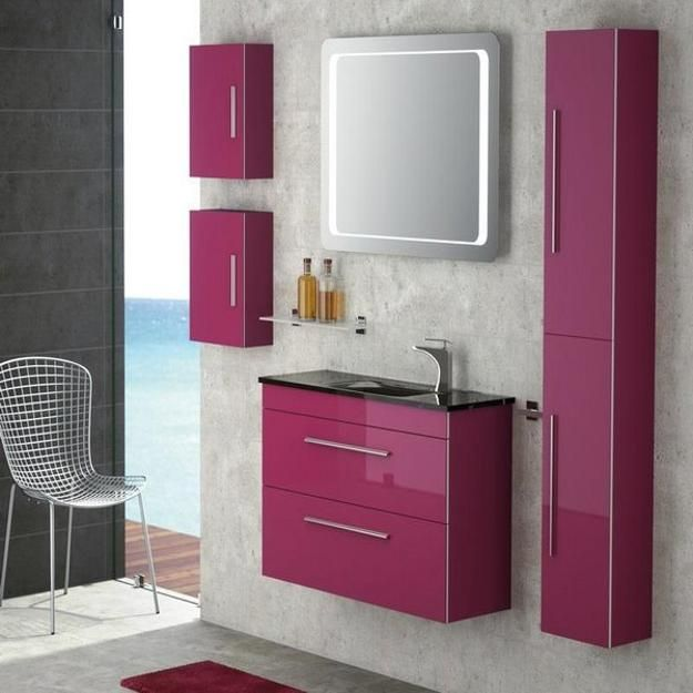 Bathroom Vanity Design Plans Beauteous Modern Bathroom Colors For Stylishly Bright Bathroom Design Decorating Inspiration