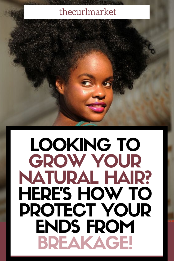 How To Stop Natural Hair Breakage