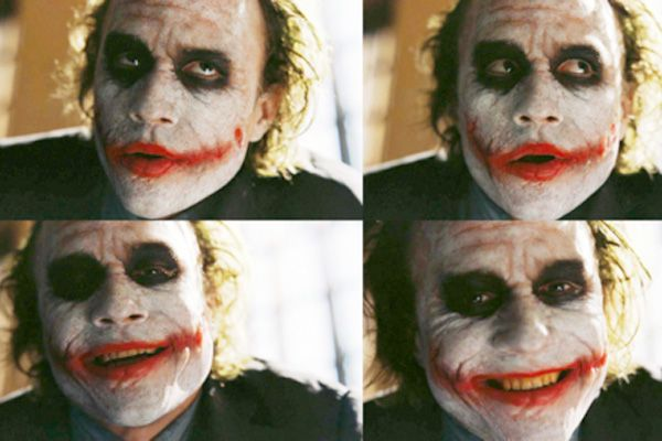 La Escena Del Dia El Caballero De La Noche The Joker Joker