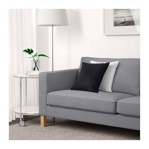 Ikea Karlstad Sofa With Chaise Cover