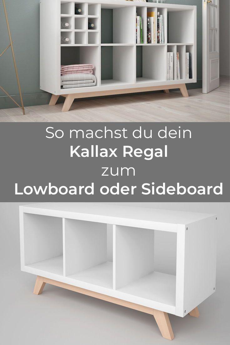 Bokk #Bokk #diy | Kallax regal, Kallax, Ikea möbel
