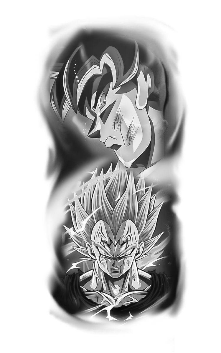 Click To Join The Dragon Ball Community At Https Thefandome Com Dragon Ball Tattoo Dbz Tattoo Dragon Ball Artwork