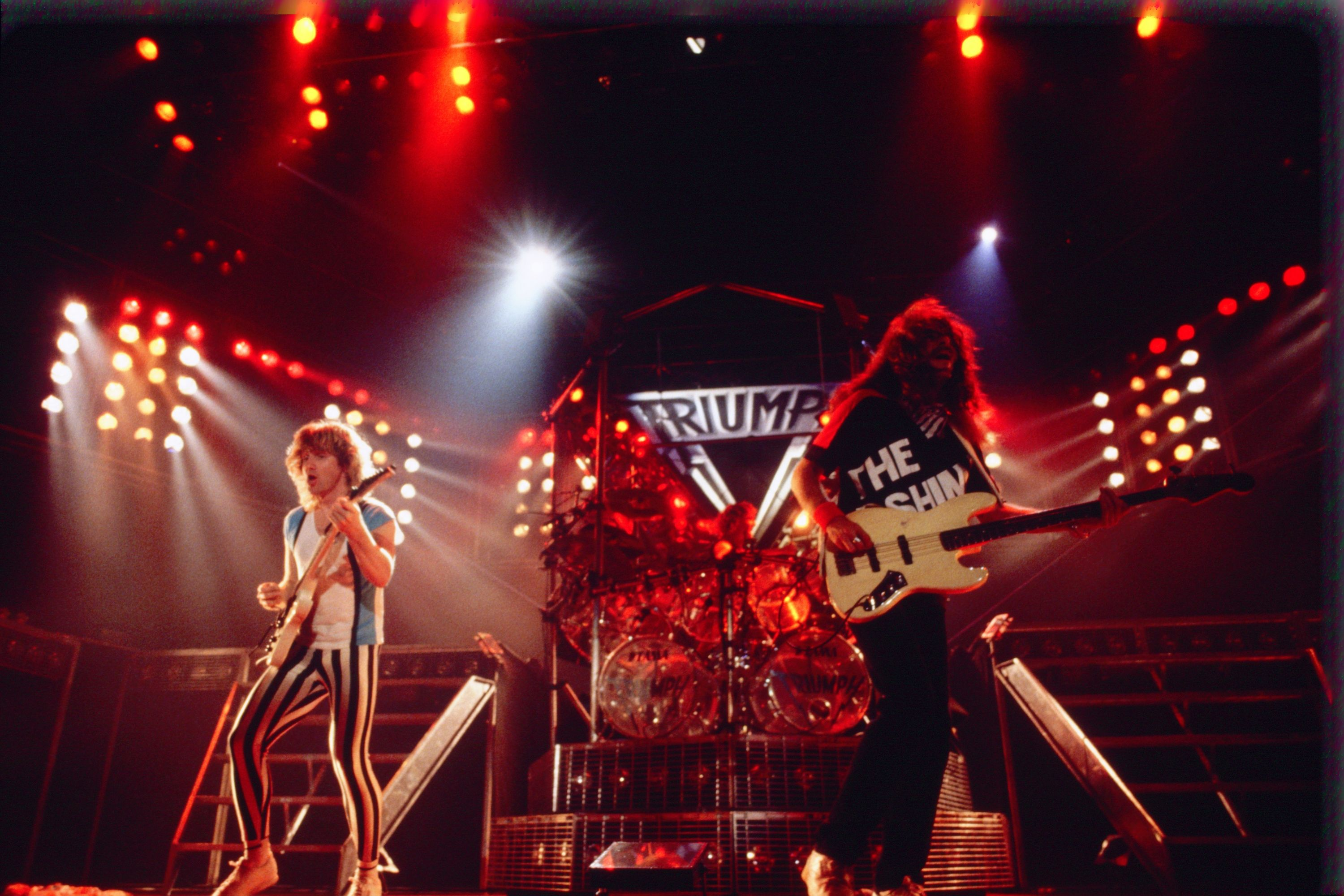 another of my favorite bands from the 70's - triumph | music