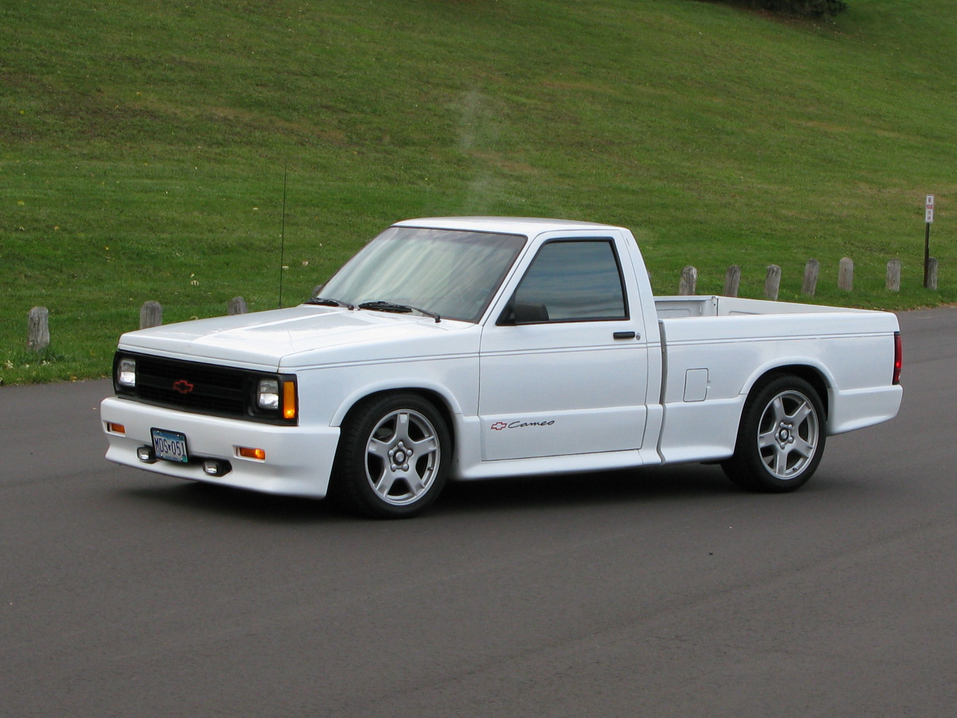 1991 S10 Cameo For Sale Classic Pickup Trucks Chevy S10 S10 Truck
