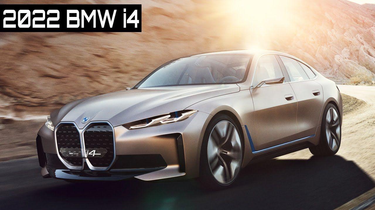 2022 Bmw I4 In 2020 Bmw Concept Bmw Bmw Concept Car