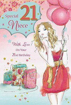 Happy 21st Birthday To My Niece : happy, birthday, niece, Birthday, Wishes, Niece, Wishes,, Happy