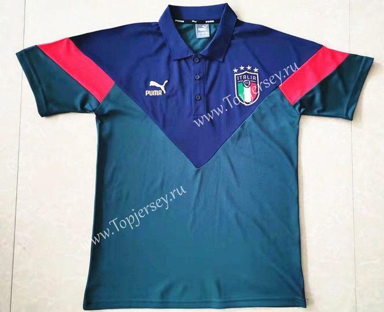 2020 2021 Italy Green Thailand Polo Shirt Sj Polo Shirt Polo Football Sweater
