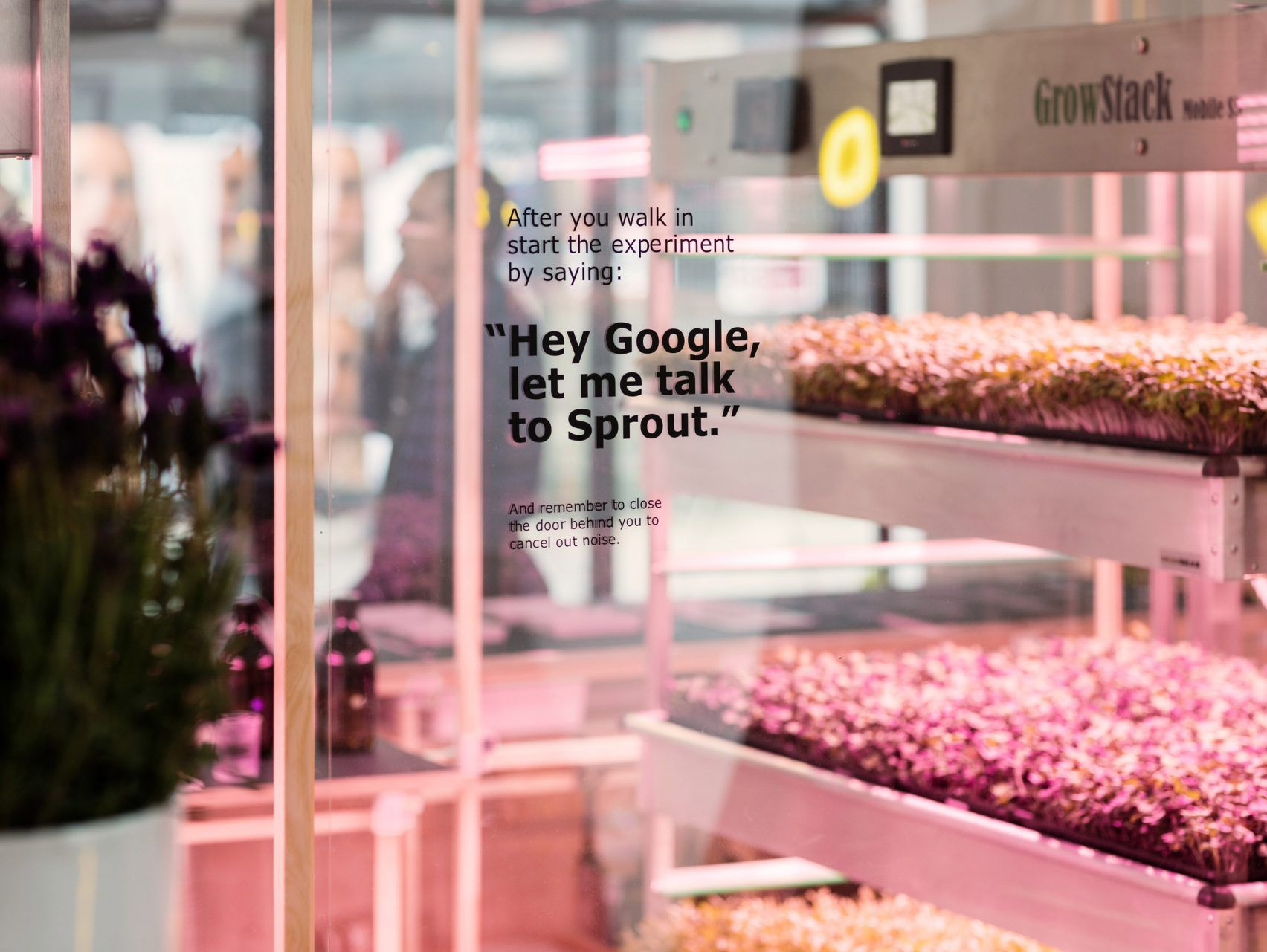 Ikea S Teaching You How To Use A Hydroponic Vertical Farm Hydroponics Microgreens Sprouts