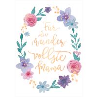 Mama #lettercakegeburtstag