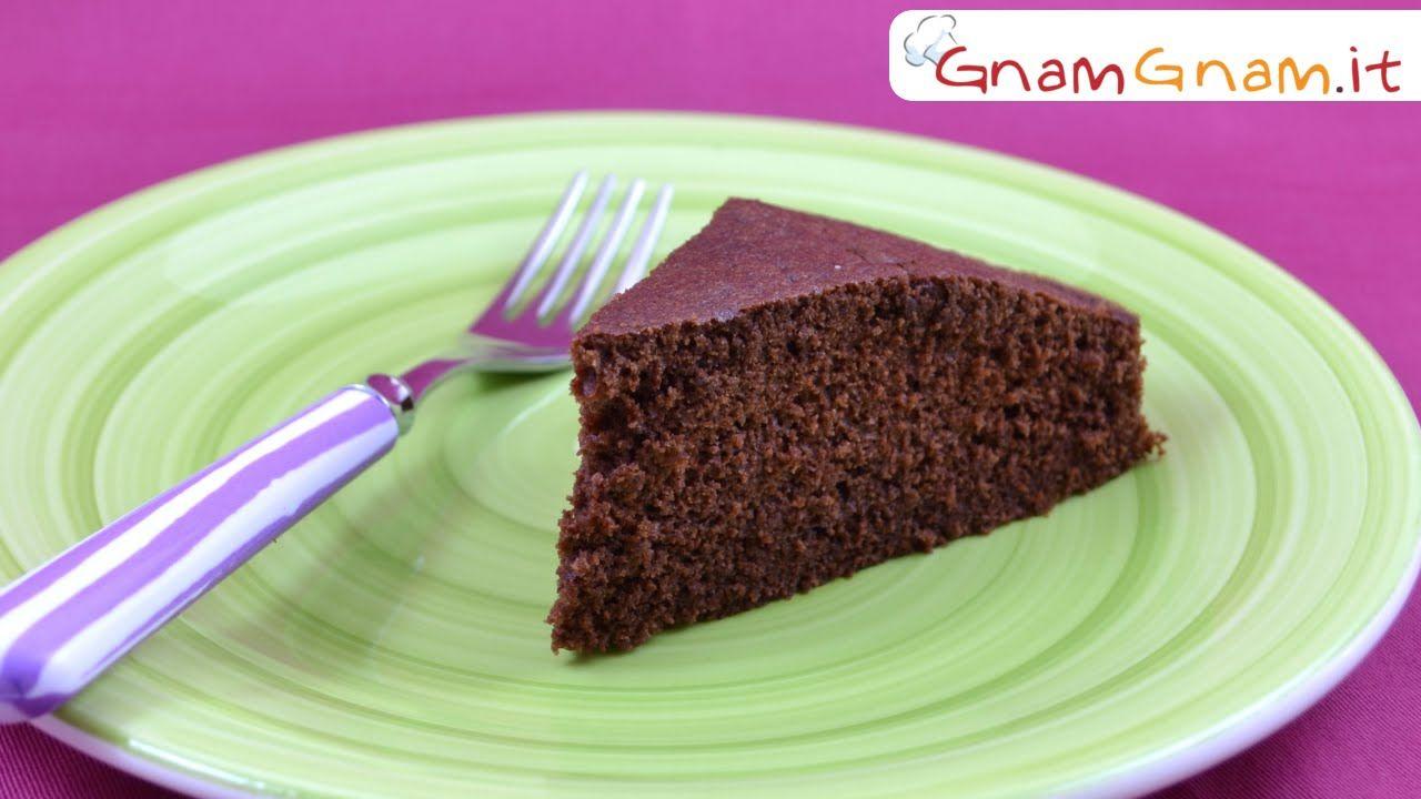 Ricetta Torta Al Cioccolato Gnam Gnam.Torta Di Albumi Al Cacao Gnam Gnam Ricette Ricette Senza Lattosio Torte