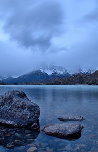 Torres del Paine - Lago Pehoe by f3nc0r3