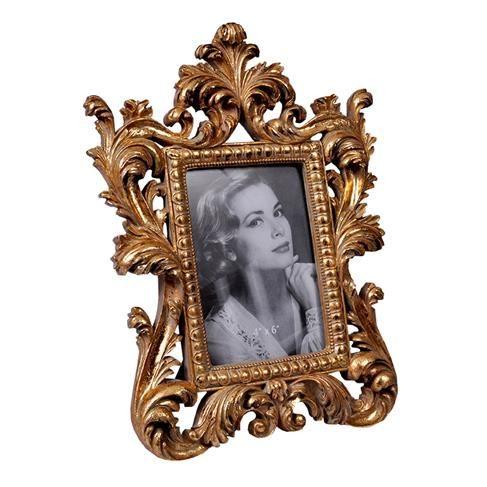 Porta Retrato Golden Deluxe | Boutique de Luxo