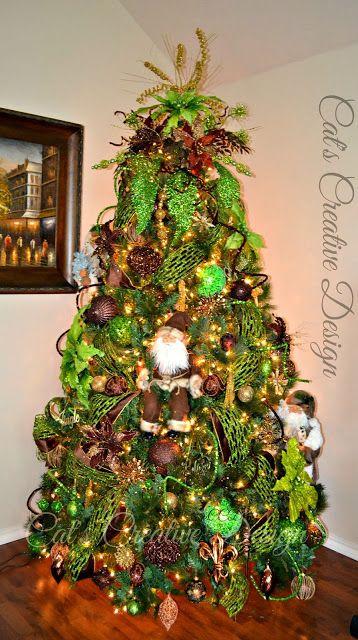 Cat S Holiday Home Decor Christmas Tree Themes Christmas Tree Inspiration Unique Christmas Trees