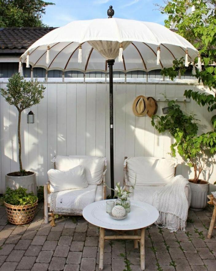 pin von szilvia j auf outdoor garden pinterest sonnenschirm indien und orientalischer stil. Black Bedroom Furniture Sets. Home Design Ideas
