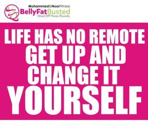 LIFE HAS NOT REMOTE GET UP AND CHANGE IT YOURSELF #bellyfatbusted #mohammedandnoorfitness #motivation #motivationmonday #usa #canada #toronto #unitedstates #ontario