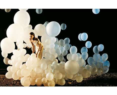 Balloon-Filled Photoshoot
