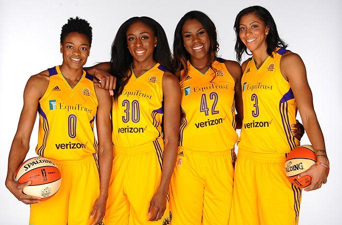 Wnba Media Day 2016 Photos Basketball Girls Wnba Candace Parker