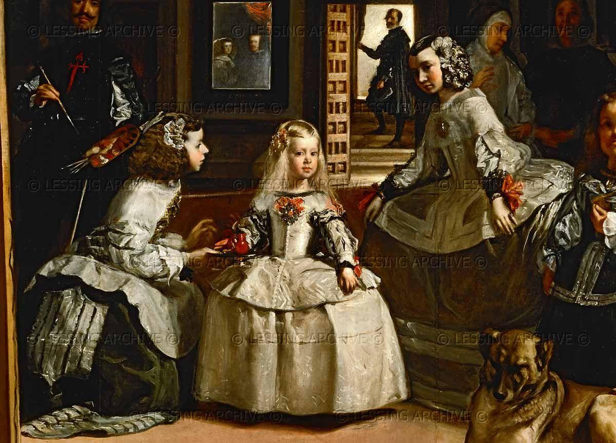 Baroque painting 17th Century Art historian, Diego