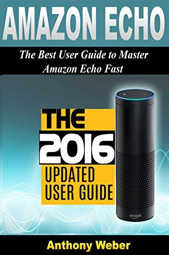 amazon echo the best user guide to master amazon echo fast amazon rh pinterest co uk User Guide Icon User Guide Icon