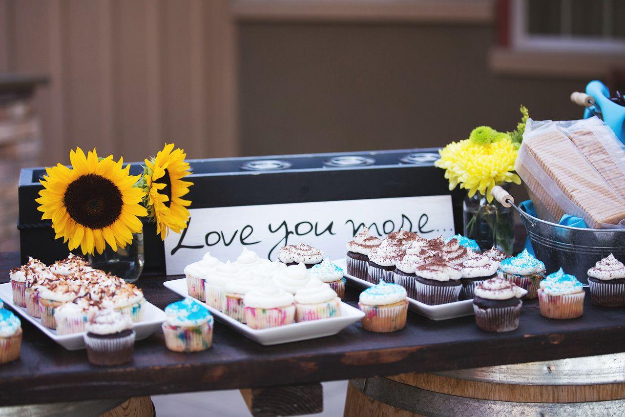 Wedding Dessert Bar #storybookweddings