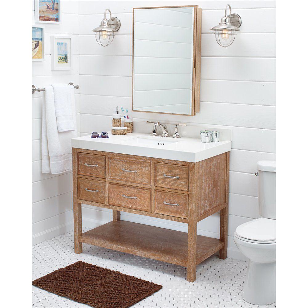 Neo Clic Bathroom Vanity