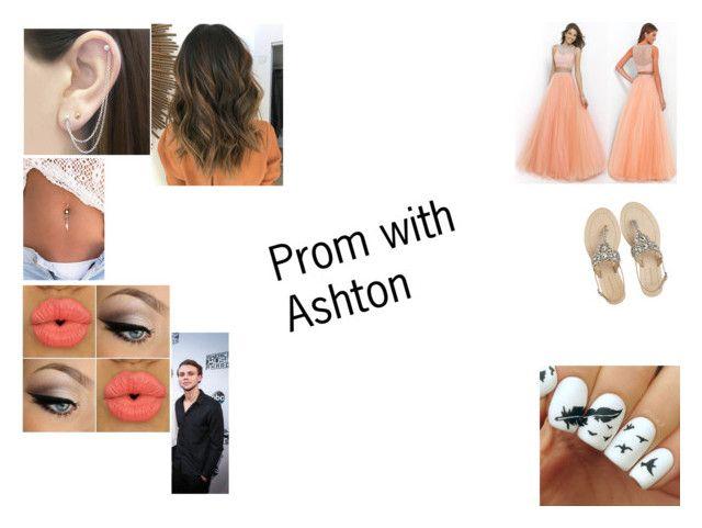 """Prom with Ashton"" by adriana-yount on Polyvore featuring Antik Batik and Otis Jaxon"