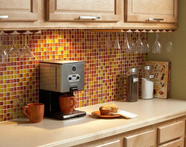 Choisir un carrelage mural de cuisine pour une ambiance fraîche et