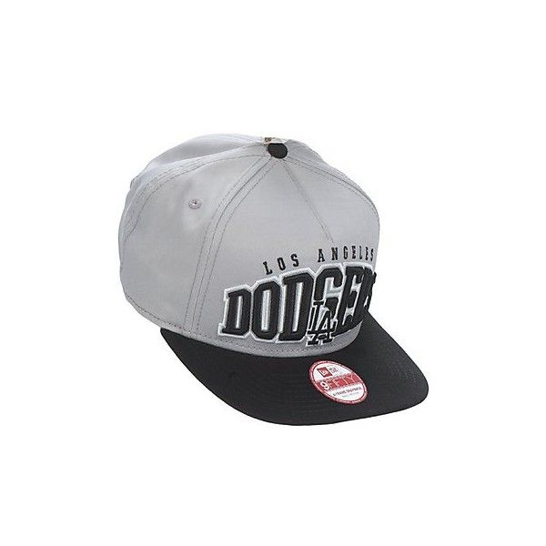 New Era HIGHTAILER SNAP LA DODGERS Cap ( 8.95) ❤ liked on Polyvore  featuring accessories 0ac5bfba3