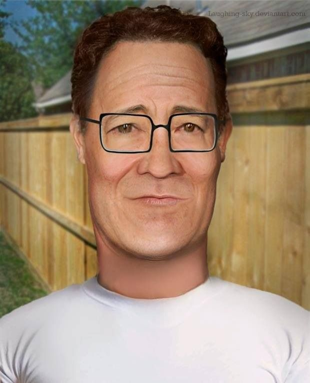 Hank Hill Interesting I See What You Did There Pinterest King